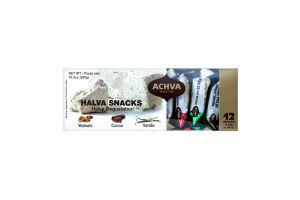 Халва Achva снек-ассорти в подарочной упаковке