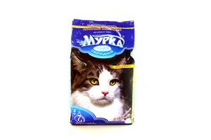 Наповнювач Мурка для котів середній 5кг х 4