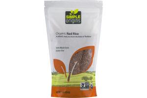 Simple Origins Organic Red Rice