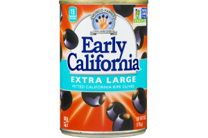 Musco Family Early California Extra Large Pitted California Ripe Olives