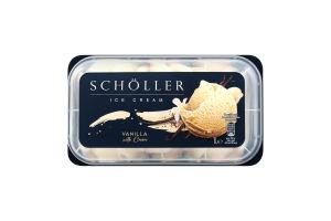Морозиво ванільне Scholler п/у 550г