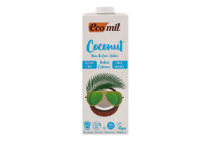 Молоко кокосове Ecomil т/п 1л