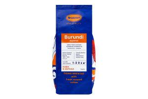 Кофе натуральный жареный в зернах Burundi Kayanza Gemini м/у 1кг