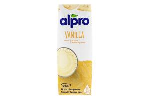 Напій соєвий зі смаком ванілі Alpro т/п 250мл