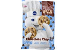 Pillsbury Chocolate Chip Cookies - 24 CT