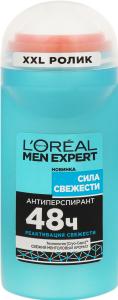 LOR_MEN_EXP дезодорант-антиперспірант кульковий 50 мл Сила Свіжості