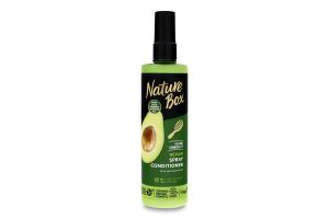 Спрей-кондиціонер для волосся Avocado oil Repair Nature Box 200мл