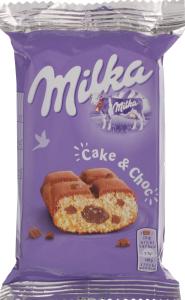 Бісквіт Milka з шоколадною начинкою 35г х25