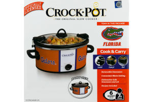 Crock-Pot University of Florida - 6 Quart