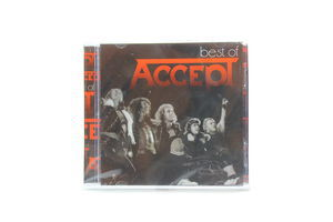 Диск CD Accept Best of