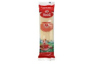 Сир 49% твердий Emmentaler Heidi м/у 170г