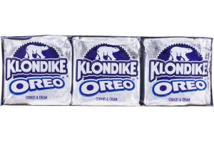 Klondike Oreo Ice Cream Bars