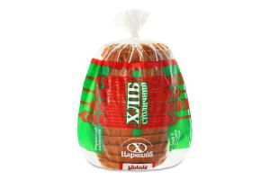 Хліб нарізний Столичний Цар хліб м/у 400г