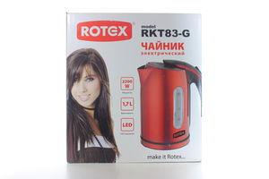 Чайник дисковый RKT83-G Rotex