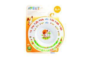 Набір Avent тарілок