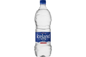 Iceland Spring Imported Natural Water