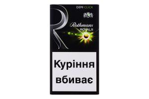Сигарети з фільтром Demi Click Bright Rothmans 20шт