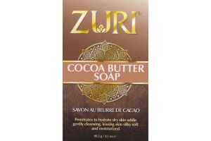 Zuri Cocoa Butter Soap Bar