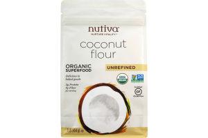 Nutiva Coconut Flour Unrefined