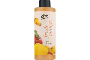 Etos Bath Foam Fresh Mango