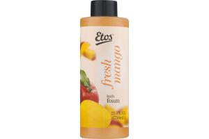 Etos Bath Foam Fresh Mango