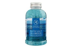 Соль для ванн Морской бриз Ароматика 600г