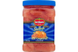 Del Monte SunFresh Premium Hand-Sorted Red Grapefruit Slices
