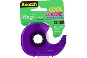 Scotch Tape Magic Cool Colors