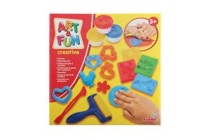 Набор игрушечный для детей от 3лет для лепки Creative Art&Fun Simba 1шт