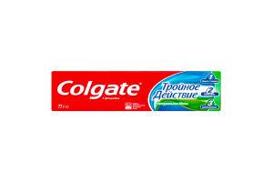 Зубная паста Тройное действие Colgate 50мл