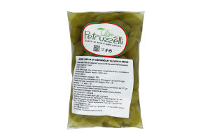 Оливки Petruzzelli Bella di Cerignola зеленые