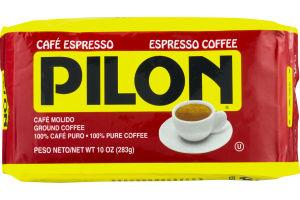 Pilon Espresso Coffee Cafe Molido Ground Coffee