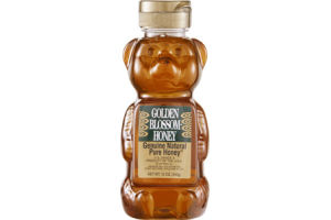 Golden Blossom Honey Genuine Natural Pure