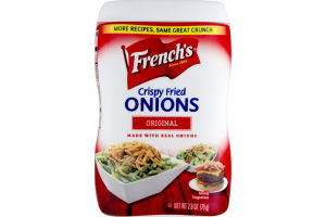 French's Crispy Fried Onions Original