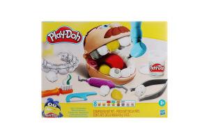 Набір для творчості для дітей від 3років з пластиліном №F1259 Play-Doh 1шт