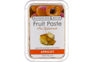 Rutherford & Meyer Fruit Paste Apricot