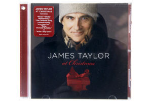 James Taylor At Christmas CD