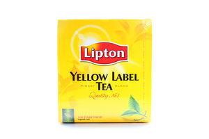 Чай черный Lipton 100*2г 200г