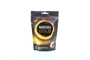 Кофе натуральный растворимый Gold Nescafe 70г