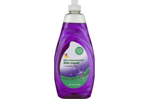 Ahold Ultra Concentrated Dish Liquid Lavendar Scent