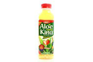 Напій OKF Aloe Vera King natural Полуниця 0,5л х12
