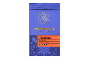"""Кава натуральна смажена мелена 250г """"Ducale Caffe """"Palermo"""""""