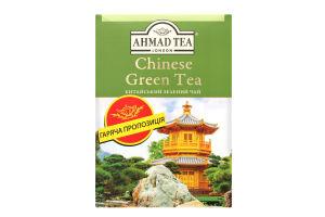 Чай зеленый Ahmad tea Китайский листовой ^