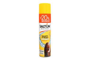 SALTON Средство для защиты от воды изделий из гладкой кожи, замши, нубука и ткани 300мл
