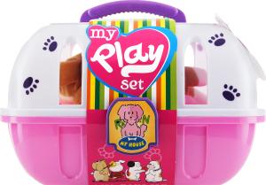 Набір іграшок для дітей від 3років №122 Вилікуй улюбленця Hualian 1шт