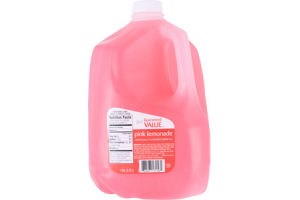Guaranteed Value Lemonade Pink