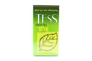 Чай зеленый Style Tess 1,8г*25шт