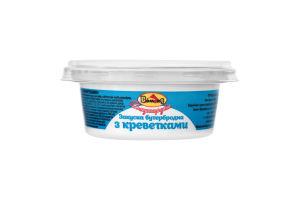 Закуска бутербродная с креветками Вомонд п/у 100г