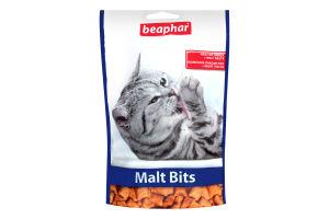 Лакомствo для кошек и котят Malt Bits Beaphar 150г