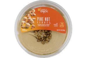 Simply Enjoy Hummus Pine Nut